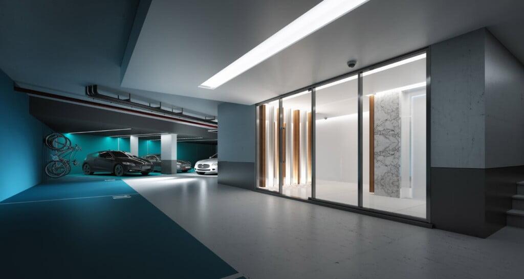 Garagens como parte da arquitetura? Confira essa tendência