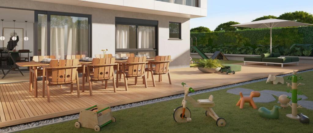 Por que investir em um apartamento garden?