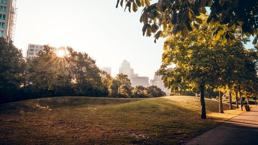 A importância da natureza urbana para uma melhor qualidade de vida