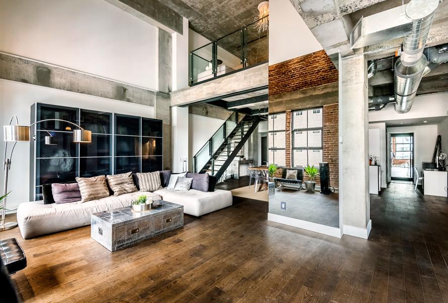 6 motivos para morar em um loft duplex