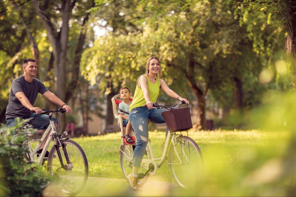 Vantagens de morar próximo a praças e áreas verdes