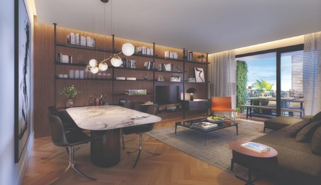 Apartamentos garden: projetos para você se inspirar